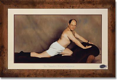 seinfeld george posing on the couch superstrongjohn how i am george costanza
