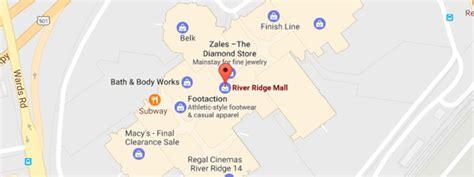 chicago ridge mall map chicago ridge mall map my