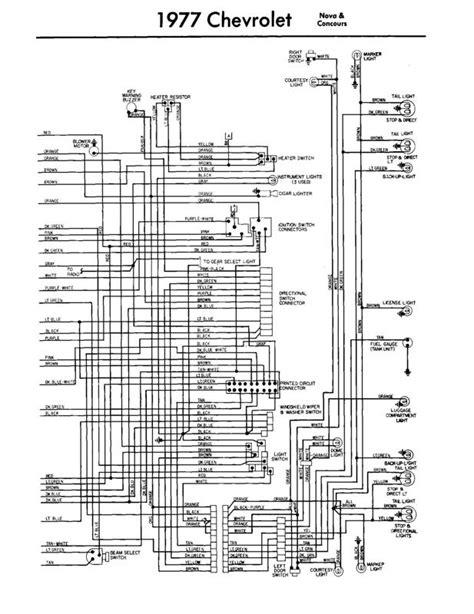 1977 corvette dash wiring diagram 1958 corvette dash