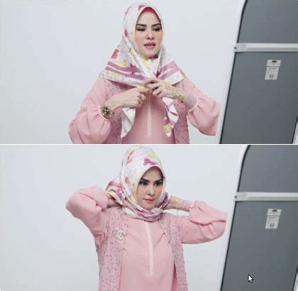 youtube tutorial jilbab angel lelga angel lelga berikan tutorial hijab ala wanita rusia