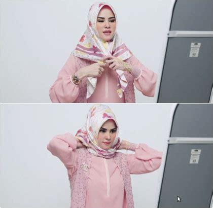 youtube tutorial hijab angel lelga angel lelga berikan tutorial hijab ala wanita rusia