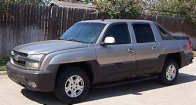 electric power steering 2003 chevrolet avalanche 2500 security system chevrolet avalanche z71 cars for sale