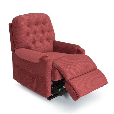 recline and lift chair seatcraft harmony fabric lift recliner power recline