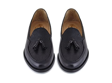 mr hare loafers mr hare fall winter 2013 wilde loafers in python selectism
