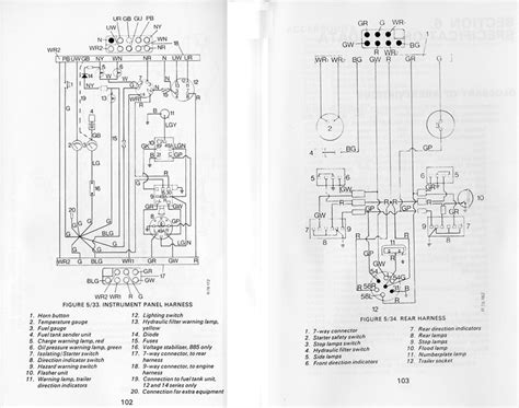 david brown 885 wiring diagram get free image about