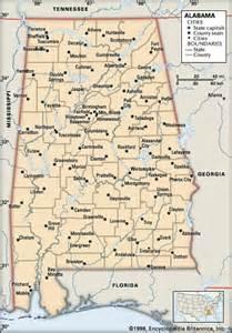 alabama history geography state united states
