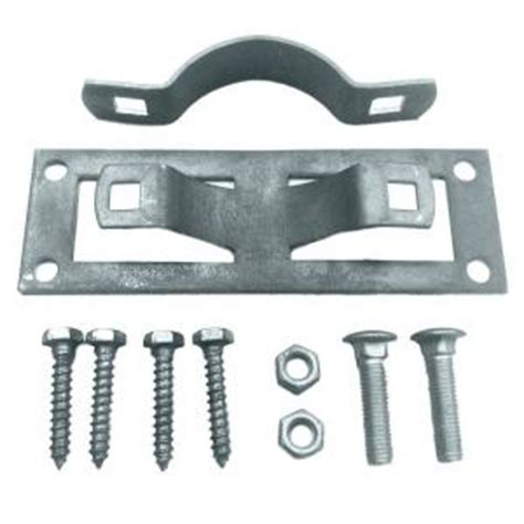 oz post steel 2 wood fence bracket wap 238 50100 the