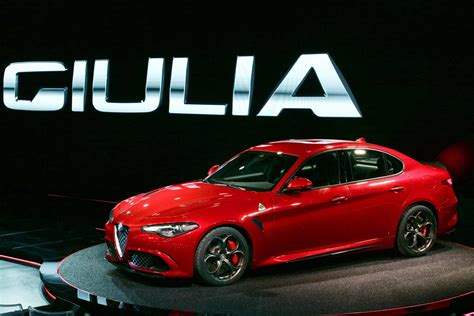 alfa romeo giulia jtdm alfa romeo giulia qv with 510ps official details and high res images carscoops