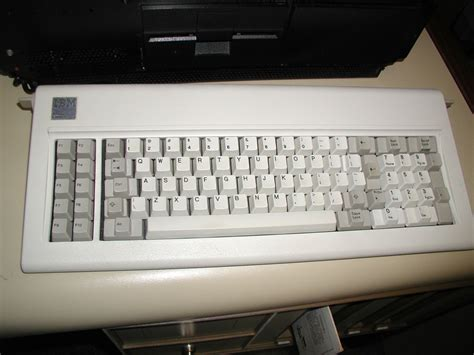 Keyboard Ibm the legendary ibm model m keyboard blue computing