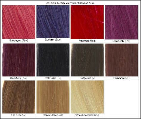 loreal hair color chart ginger 25 unique loreal hair color chart ideas on pinterest