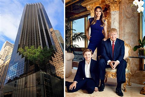 trumps home in trump tower 28 photos that show off donald trump s ridiculous wealth