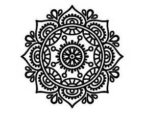 mandala relax coloring coloringcrew