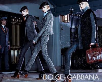 Fab Ad Dolce Gabbana 2008 by Dolce Gabbana Fall Winter Ad Caign Kicks Fashion