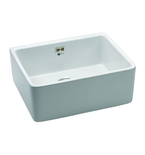 Pedestal Sink Dimensions Carron Phoenix 100 Ceramic Belfast Kitchen Sink