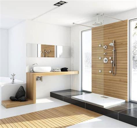badezimmer holzboden holzboden badezimmer duschkabine bodengleiche dusche
