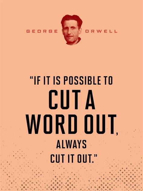 100 Original 1984 George Orwell george orwell essay on writing well 100 original