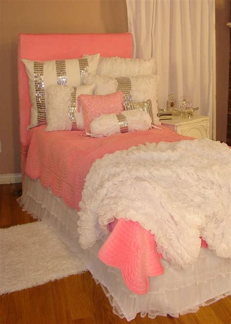 cute light pink bedding glitz and glamour pink bedding my future daughter will