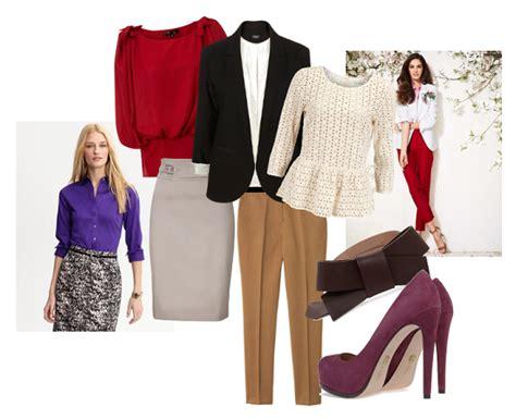 pakaian kerja mode fashion carapedia