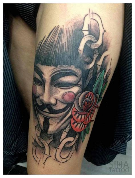 rodriguez tattoo 17 best images about v for vendetta on theater