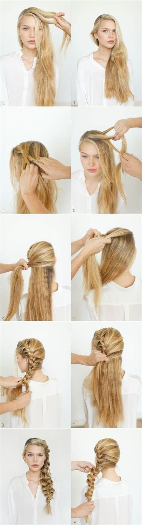 step by step braid short hair braided hairstyles for short hair step by step hairstyle