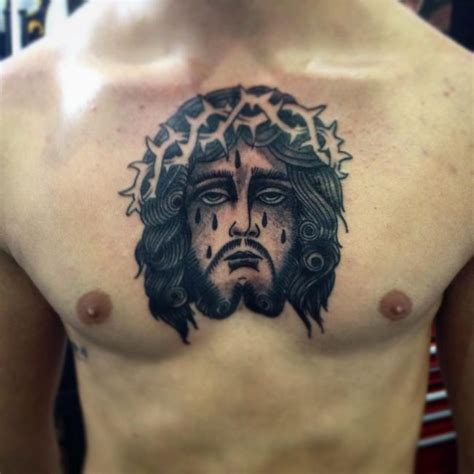 did jesus have tattoos 55 best jesus designs meanings find