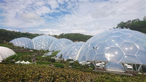 serre en dome eden project dome greenhouse 183 free photo on pixabay