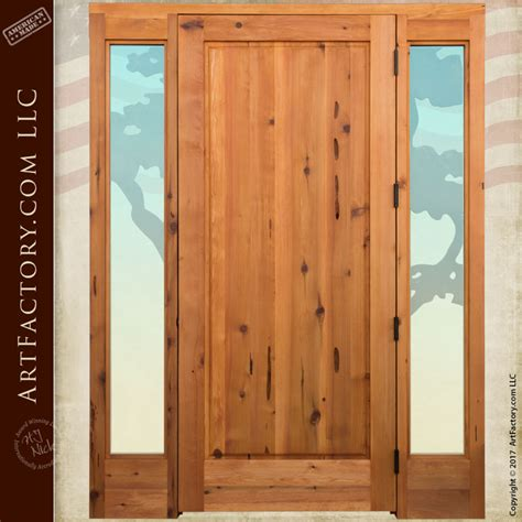 Custom Wood Doors Custom Wood Door Handcrafted Doors Scottsdale Factory