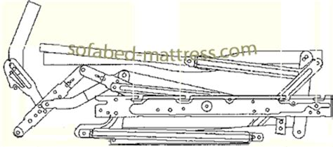 Sofa Bed Mechanism Replacement by Sofa Bed Mechanism Replacement Planet Bed Replacement