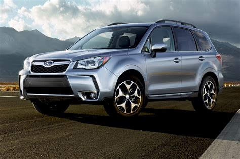 subaru crosstrek forest 2016 subaru forester sees slight price bump starts at 23 245