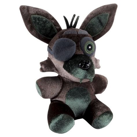 "Five Nights at Freddy's   Phantom Foxy Plush 6"" : Target"