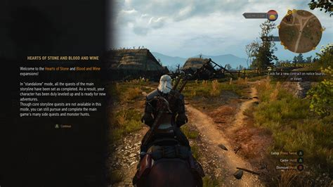 Blood And how to the witcher 3 blood and wine dlc early on