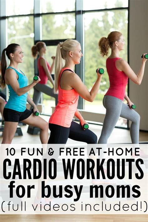 10 free at home workout for