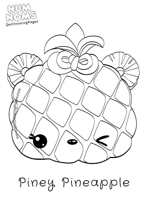 Coloring Page Num Noms by 20 Corn Coloring Page Selection Free Coloring