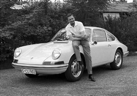 Allen On Cars Rest In Peace Butzi Porsche
