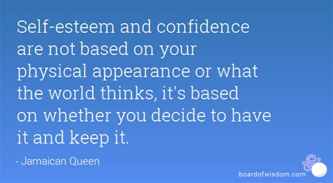 printable self esteem quotes self esteem and confidence are not based on your physical