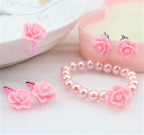 Handmade Childrens Jewellery - aliexpress buy 3 sets handmade children jewelry sets