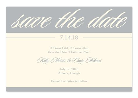 sterling save the date save the date announcements by