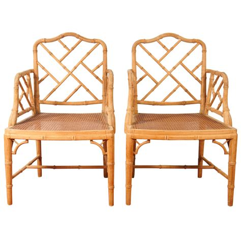 pair of chinese bamboo chairs at 1stdibs x jpg