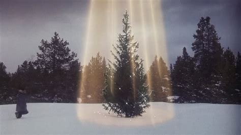 christmas begins in the wilderness downward upward and