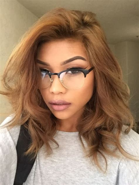 blonde hairstyles with glasses pinterest nuggwifee hair lips brows pinterest
