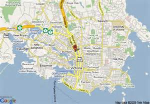 Victoria Canada Map by Map Of Super 8 Motel Victoria Bc Victoria