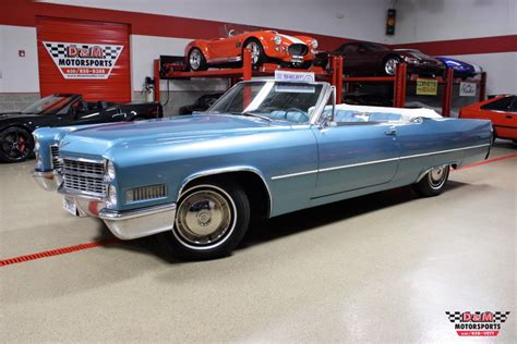 1966 Cadillac Convertible by 1966 Cadillac Convertible Stock Cdt1 For Sale