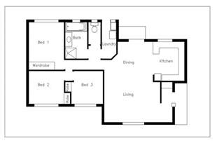 autocad floor plan how to make floor plans using autocad escortsea