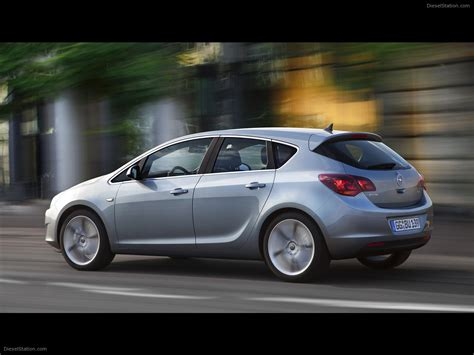 Opel Astra 2010 by 2010 Opel Astra Car Picture 07 Of 18 Diesel Station