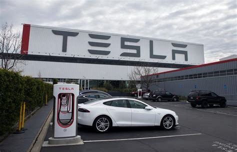 Tesla Silicon Valley Tesla Panasonic Agree To Make Pv Cells In Buffalo New