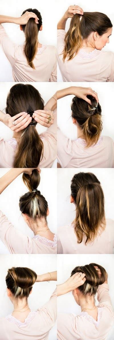 7 easy step by step hair tutorials for beginners pretty 7 easy step by step hair tutorials for beginners pretty