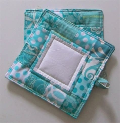 Patchwork Potholder Pattern - 85 best images about pads on free pattern