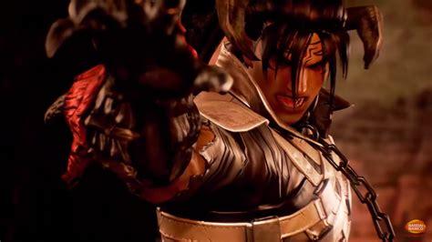 Kaset Ps4second Tekken 7 tekken 7 akuma vs jin gameplay cramgaming
