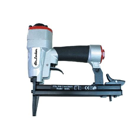 upholstery air stapler air locker pneumatic upholstery stapler long nose