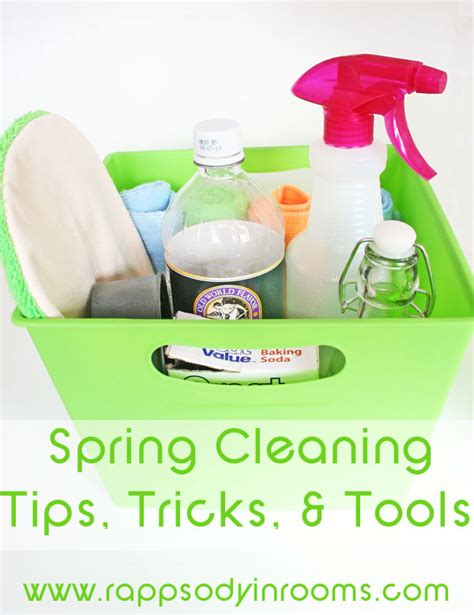 spring cleaning tips and tricks spring cleaning tips tricks tools rhapsody in rooms